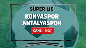 Canlı izle Konyaspor Antalyaspor Bein Sports 2 şifresiz canlı maç izle, Konyaspor  Antalyaspor maçı hangi kanalda yayınlanacak? Maç sonucu Konyaspor Rizespor  - Tv100 Spor