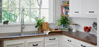 countertops for white cabinets. Freshen Up Your White Cabinets With New Laminate Counters While Stylish Yet Affordable It Is Great Way To Update Any Kitchen Bath Or Laundry Room Throughout Countertops For