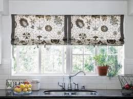 10 Stylish Kitchen Window Treatment Ideas Hgtv