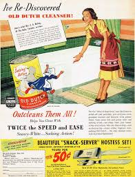 how to write a house cleaning ad vintage toronto ads re discover old dutch cleanser