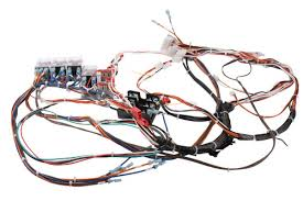 wire harnesses industrial oven high temp custom wire harness relays