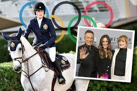 Olympic equestrian team