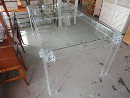 Custom Chairs And Tables Online Clear Dining Table