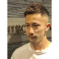 0ミリフェードカット Hiro Ginza Hair Salon 銀座中央通り店ヒロ
