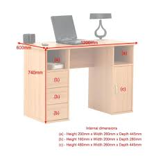 computer desks computer desk beech ergonomic adjule height ikea flarke dimensions lab table computer desk
