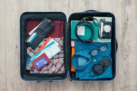 what to pack for a trip travel ng