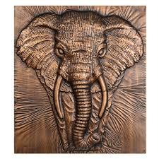 kirklands charging elephant bronze metal wall art metal elephant wall decor  on elephant metal wall art uk with elephant design metal wall art amazon uk kitchen home metal