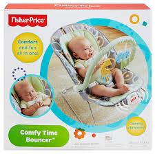 Amazon.com : Fisher-Price Baby Bouncer, Luminosity : Baby