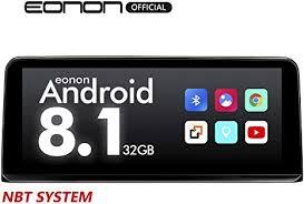 Car Stereo Eonon Single Din 10.25 Inch HD ... - Amazon.com