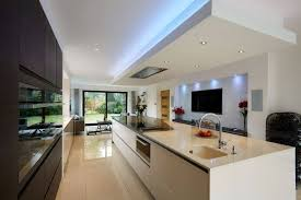 contemporary linear kitchen island contemporary linear kitchen island contemporary light filled space