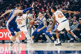 Photos   76ers vs Knicks (12.19.18 ...