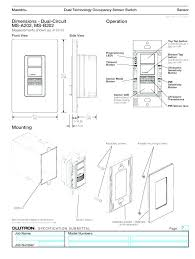 dimmer switch wiring diagram 3 way light two diva 4 motion sensor dimmer switch wiring diagram 3 way light two diva 4 motion sensor maestro lutron occupancy installation instructions