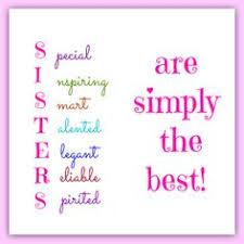 Best Sister Quotes Simple Chalkboard Style Art Sisters Quote Etsy Store Pinterest