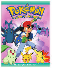Amazon.com: Pokémon: The Johto Journeys - The Complete Collection (DVD):  Various, Various: Movies & TV