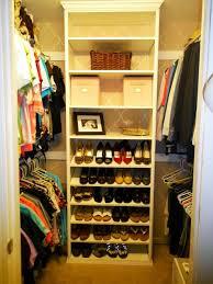image of diy shoe rack closet