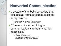 non verbal communication essay    free nonverbal communication    non verbal communication essay    free nonverbal communication essays and papers