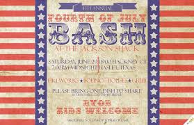 4th of july party invitations by means of creating winsome outlooks around your party invitation templates 7