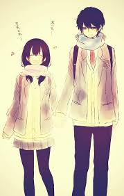 anime couple holding hands tumblr. Delighful Couple Anime Couple And Kawaii Image Inside Anime Couple Holding Hands Tumblr I