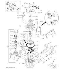 Ge model gxsh39e01 water softener genuine parts rh searspartsdirect culligan water softener parts diagram kenmore