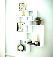 Wooden Intersecting Wall Shelves Decorative Floating Shelves Decorative Wall Shelves For Living Room Decorative Wall Shelves Cube Wall Shelf Intersecting Boxes Exost Intersecting Wall Shelves Decorative Floating Shelves Decorative