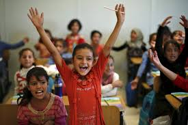 Refugees Generation For Save Lost Syria's Can Education Help