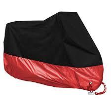 AAHIX <b>Motorcycle</b> Cover <b>Bike</b> All Season Waterproof Dustproof UV ...