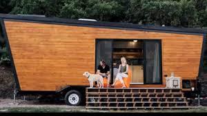 contemporary tiny houses. Contemporary Tiny House On Wheels \u0026 Rustic Modern Home In Oregon 350 Sq Ft Houses O