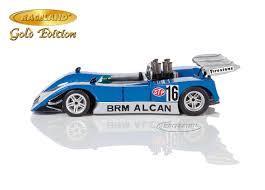 Brm P167 Chevrolet V8 Alcan Sieger Interserie Nürburgring 1972 Howden Ganley Maßstab 1 43 Gold Edition