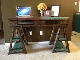 pallet furniture desk. Diy Wooden Pallet Desk Computer | 101 Pallet Furniture Desk