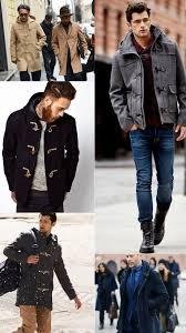 duffle coats men