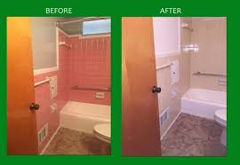 Bathroom Resurfacing Cool Design Ideas