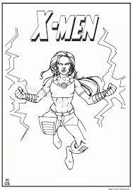 Small Picture X men coloring pages free printable 13 Archives Magic Color Book