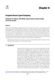 Fragment Based Drug Design Ppt Pdf Fragment Based Ligand Designing