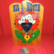 Wooden Carnival Games Big Mouth Carnival Game Rental Awesome Amusements Party Rentals 38