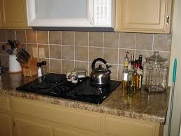 No Backsplash In Kitchen Kitchen Countertop Without Backsplash Cliff Kitchen