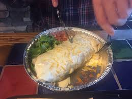 photo of cafe mexicali boulder co united states smothered burrito white
