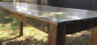 how to build rustic furniture. Build A Rustic Timber Table How To Furniture E