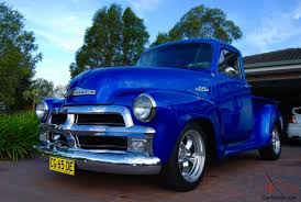 Chevrolet 3100 Truck 350 Chev 4 Speed Auto