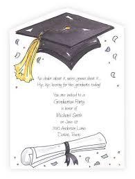 Sample Graduation Party Invitation Inspirational Free Graduation