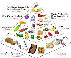Nutrition Triangle Chart Recipes And Nutrition For