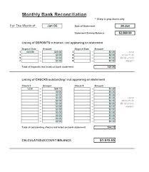 Balance Bank Account Template Bank Balance Sheet Template