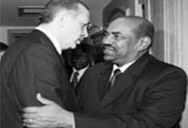 Image result for erdoğan ve ömer el beşir