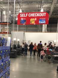 Costco Enfield My Local Costco Got Self Checkout Recently What Are Your