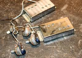 how to install a replacement pickup these seth lover wide range wr humbuckers came from a 1972 fender telecaster deluxe the pickups are unpotted and the original harness has 1 meg icirccopy pots