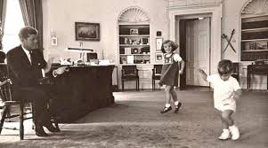 jfk in oval office. JFK-son-John-and-daughter-carolinein-the-Oval-Office -of-the-White-House-in-Washington-October-1962 Jfk In Oval Office