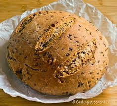 Barley bread consisting of 70 to 80% kernels/pearls has a glycemic index of 34. Barley Bread Food Blog Inspiration