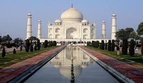 the wonders of com 4 taj mahal in uttar pradesh