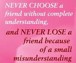 MISUNDERSTANDING Quotes Pinterest Quotes Friendship Quotes Inspiration Misunderstanding Friends Quotes