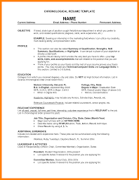 6 Work Experience Resume Example Foot Volley Mania