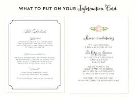 Hotel Accommodations Cards Wedding Information Card Template Wedding Accommodations Template